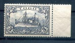 Togo 18 PFI ABART ** POSTFRISCH (H5102 - Colony: Togo