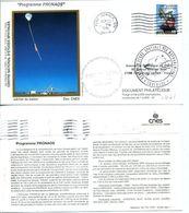 ESPACE CNES PROGRAMME PRONAOS SEPT 1996 - United States