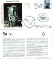 ESPACE CNES PROGRAMME PRONAOS SEPT 1999 - United States