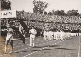 Sport - Vienna 1939 -. La Squadra Italiana In Marcia *- - Atletismo
