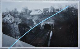 Photox2 UCCLE UKKEL Tunnel De Chemin De Fer Du Vivier D'Oie 1939 Quartier Saint Job Bruxelles Brussel - Lieux