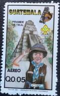 Guatemala - A1/14-15 - (°)used - 1985 - Boy Scout - Guatemala