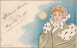 Illustratori - Meunier  H. - N° 1 -  Rentree  - Bella - Non Comune - Meunier, G.