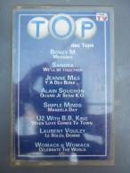 Top Des Tops: Boney M-Sandra-Jeanne Mas/ Cassette EMI PK 74170 - Casetes
