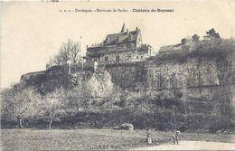 CPA - Environs De Sarlat - Château De Beyssac - France