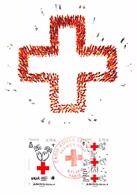 FRANCE.CARTE MAXIMUM. N°207638. 5/11/2016. Cachet Paris. Croix Rouge Française - 2010-...