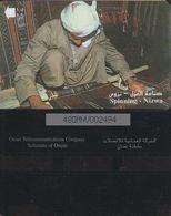 286/ Oman; P166. Spinning, Nizwa, 48OMNV - Oman