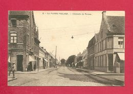 C.P. De Panne  Village  =  Chaussée  De  Furnes - De Panne
