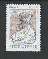 TIMBRE - 2017  -   N° 5130 - Fête Du Timbre , Danse , La Valse  - Sans Charnière - Frankreich