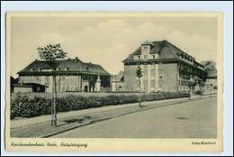 P2U85/ Heide Kreiskrankenhaus Haupteingang AK - Zonder Classificatie