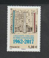 TIMBRE - 2017  -   N° 5133 - 55éme Anniversaire Du Cessez Le Feu En Algérie -  Sans Charnière - Frankreich