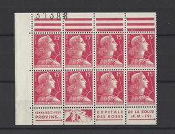 FRANCE.  YT  N° 1011a  Neuf **  1955 - Nuevos