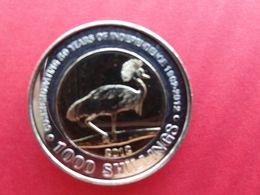 Ouganda  1000 Shillings  2012  Km 278 - Ouganda