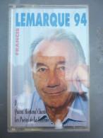Francis Lemarque 94: Django, Quand Montand Chante.../ Cassette WMD 204001 - Casetes
