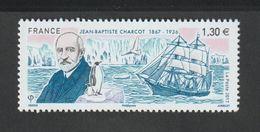 TIMBRE - 2017  -   N° 5140 - Personnalité , Jean Baptiste Charcot   -  Sans Charnière - France