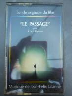 """Bande Originale Du Film """"Le Passage"""" Avec Alain Delon/ Cassette EMI 2406794 - Casetes"""