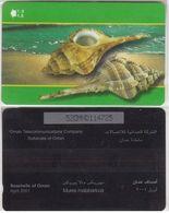 297/ Oman; P189. Murex Malabaracius, 52OMND - Oman
