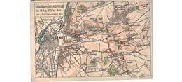57 / Metz / Gruss Vom Schlachtfeld / Des 14 August 1870 - Metz