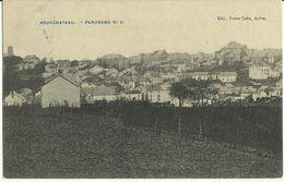 Neufchâteau -- Panorama N° 2.      (2 Scans) - Neufchâteau