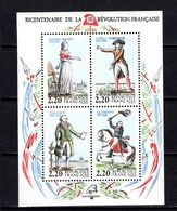 FRANCE  BLOC N° 10   NEUF SANS CHARNIERE  COTE 4.50€    REVOLUTION FRANCAISE - 1967-70 Maríanne De Cheffer