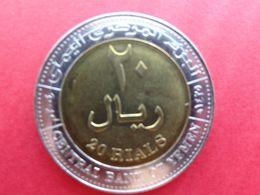 Yemen  20  Rials  2004  Km 29 - Yémen