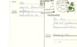 X  HAMBURG CARTOLINA  POSTALE  1978 - [6] Democratic Republic