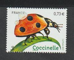 """TIMBRE - 2017 - N° 5147 - Série """"Nature De France """" Faune , Insectes De Nos Jardins - Neuf Sans Charnière - France"""