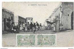 Djibouti- Bazars Indigènes - Djibouti