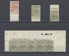 ALGERIE.  YT  40b  Neuf **/*   1926 - Algeria (1924-1962)