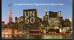 G43 Nations Unies N° C293 ** Complet - Carnets