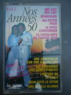 John First Et Son Orchestre: Nos Années 50 Vol.2/ Cassette Les Tréteaux K 6585 - Casetes