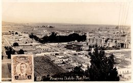 CHOLULA DE RIVADAVIA / PUEBLO / MEXICO - CARTE VRAIE PHOTO / REAL PHOTO POSTCARD ~ 1922 - '923 - T.C.V. (ae991) - Mexique