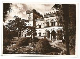 XW 2831 Acireale (Catania) - Castello Pennisi Di Floristella - Chateau Castle Schloss Castillo Non Viaggiata - Other Cities