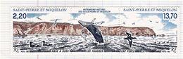 Saint Pierre Et Miquelon YT 495A Baleines N** MNH - St.Pierre Et Miquelon