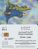 317/ Oman; Chip, Omani Costumes 1 - Oman