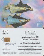318/ Oman; Chip, Omani Costumes 2 - Oman