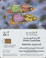 319/ Oman; Chip, Omani Costumes 3 - Oman
