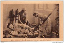 73. Aix Les Bains. La Douche Massage - Santé