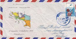 NOUVELLE GUINEE NEERLANDAISE : Lettre De Manokwari De 1959 Pour Les Pays-Bas - Netherlands New Guinea