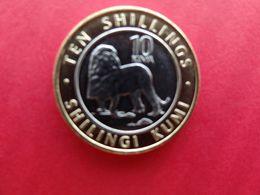 Kenya  10  Shillings  2018  Km !!! - Kenya