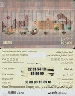 328/ Oman; Prepaid, Jibreen; Arabian Text 2 - Oman