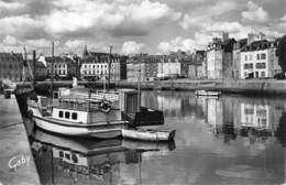 Vannes - Le Port Et La Rabine - Vannes