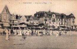 B66855 Cpa Pornichet - Hôtel De La PLage - Pornichet