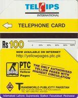 333/ Pakistan; PTC, Rs 100 - Pakistan