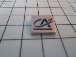 2417 Pin's Pins / Rare & Belle Qualité !!! THEME : BANQUES / MINI PIN'S LOGO CREDIT AGRICOLE ANNEES 90 - Banques