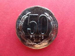 Chilie  50 Pesos  2006  Km 219.2 - Chili