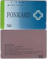 336/ Philippines; Fonkard 50 - Philippines