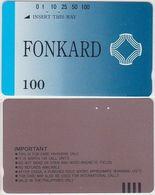 337/ Philippines; Fonkard 100 - Philippines