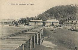 Chumpon West Coast Gulf Of Siam   J. Antonio Bangkok. - Thaïlande