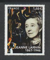 TIMBRE - 2017 - N° 5170 - Personnalité , Jeanne Lanvin  - Neuf Sans Charnière - Nuovi